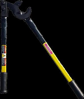 HK Porter pivoting cutter