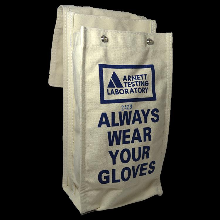 Piggyback (2-Pocket) Glove Bags