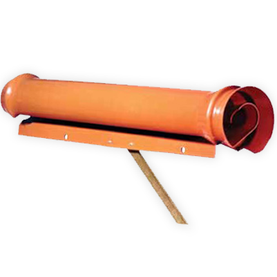 Chance Spiral Conductor Cover w/ 4' Handle