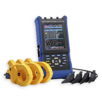 Hioki Power Quality Analyzer 3197