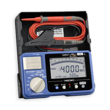 Hioki Insulation Tester IR4056-20