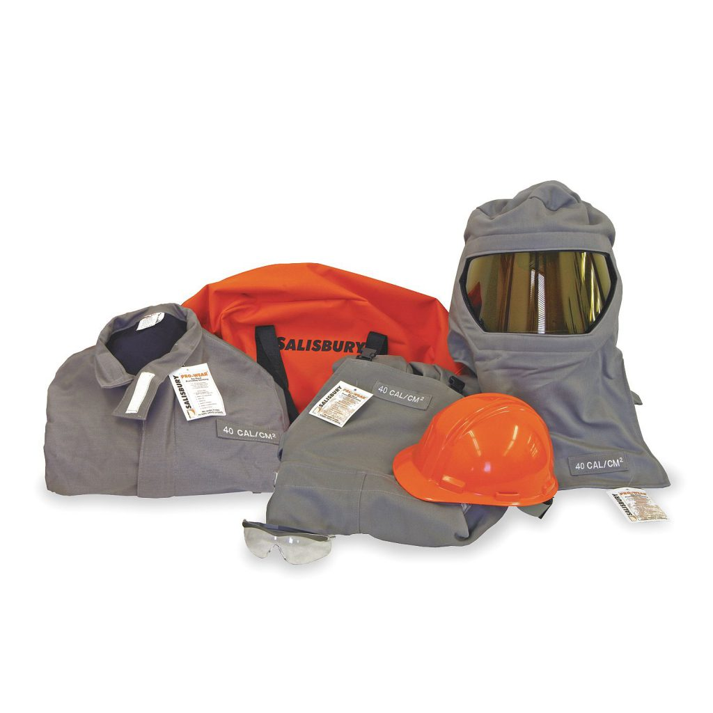 Salisbury Arc Flash Kit HRC4 (40 Cal)