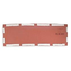"Salisbury Class 0 Maroon Blanket w/ Velcro 12""x18"" (Max Use: 1kV)"