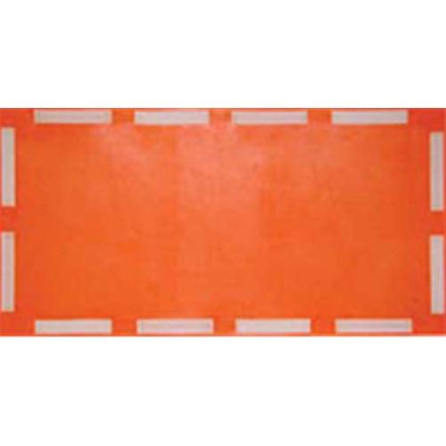 "Salisbury Class 4 Orange Blanket 36""x36"" w/ Velcro (Max Use: 36kV)- 1300V"