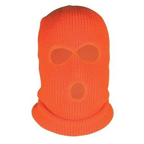Orange Hi-Vis Balaclava