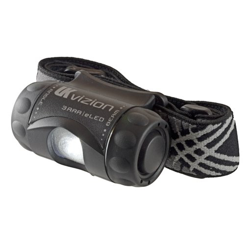 Vizion Headlamp- Black