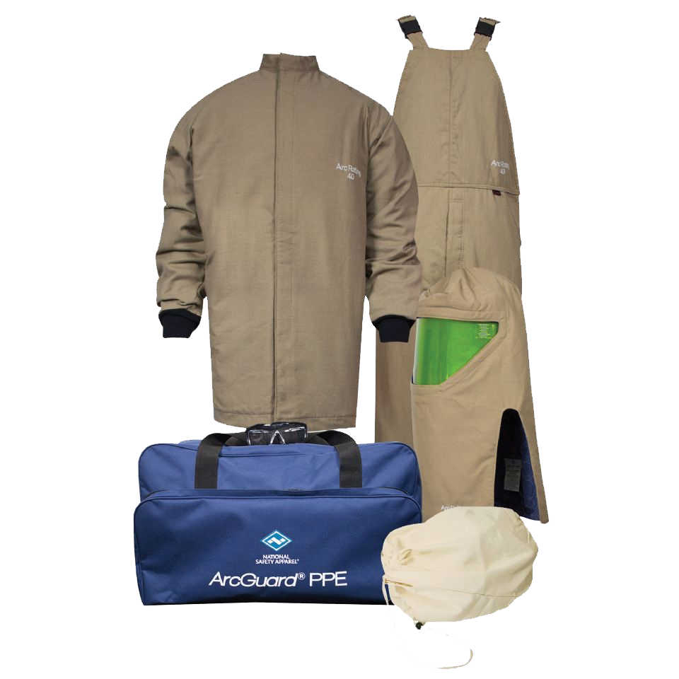 NSA ARCGUARD® DUPONT™ PROTERA® FR- Arc Flash Kit HRC4 (40 Cal)