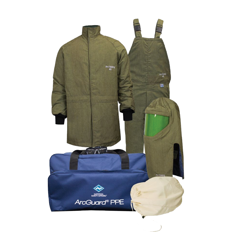 NSA ARCGUARD® REVOLITE™ FR- Arc Flash Kit HRC4 (40 Cal)