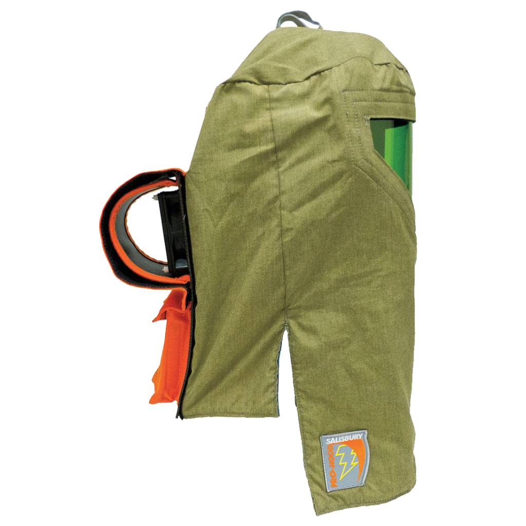 Arc Flash Hood w/ Cooling System