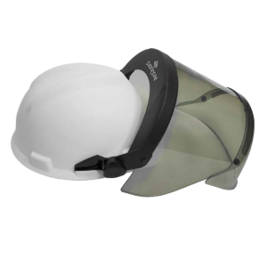 Arc Flash Faceshields & Hard Hats