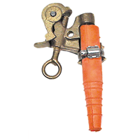 Salisbury 1793 Smooth Jaw Bronze Grounding Clamp