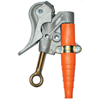 Salisbury 21030 Duck Bill Aluminum Ground Clamp- Smooth Jaw