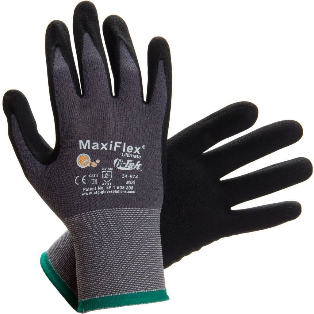 Pip Maxiflex Work Gloves Dozen 34 874 Arnett