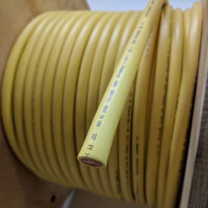 Trystar Yellow Grounding Cable