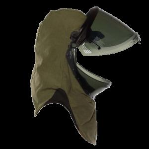 Lift-Front Arc Flash Hoods