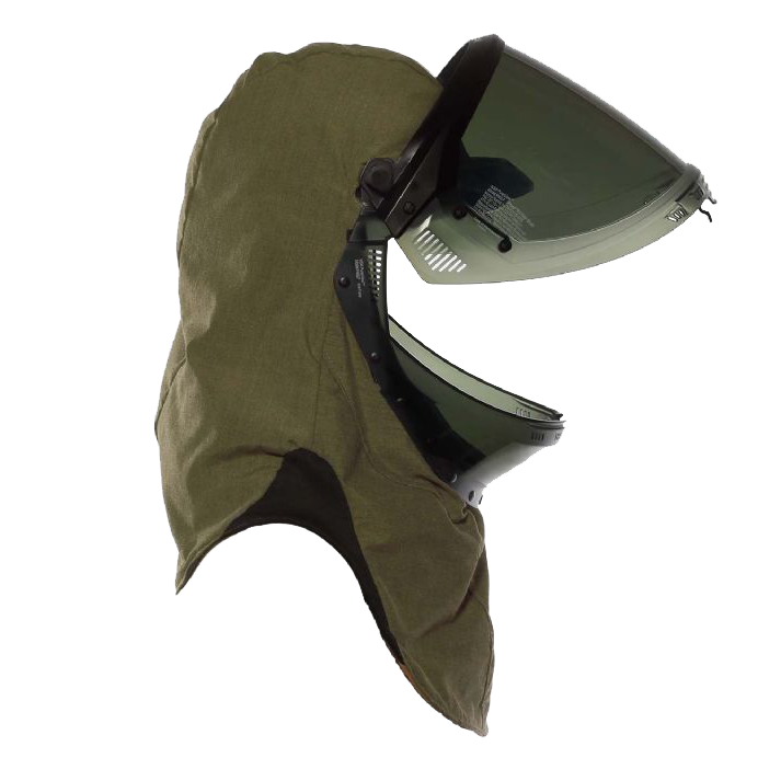 Lift-Front Arc Flash Hoods