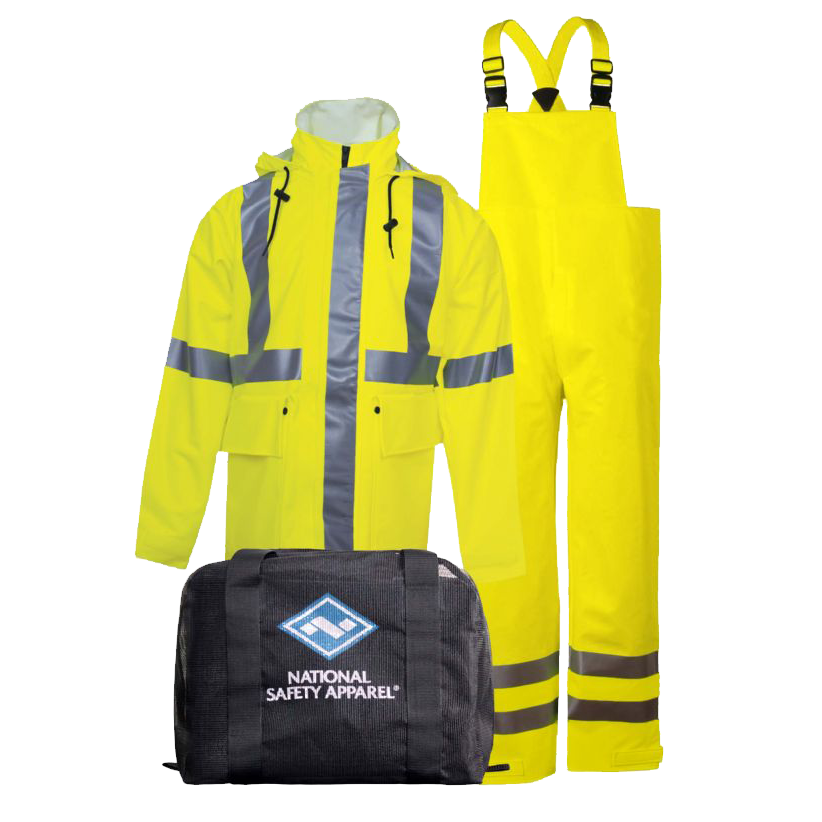 Arc Flash Rain Gear