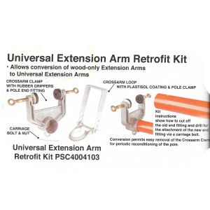Chance Crossarm Retrofit Kit