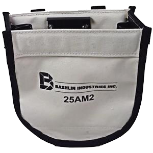Bashlin 25AM2 bolt and nut bag