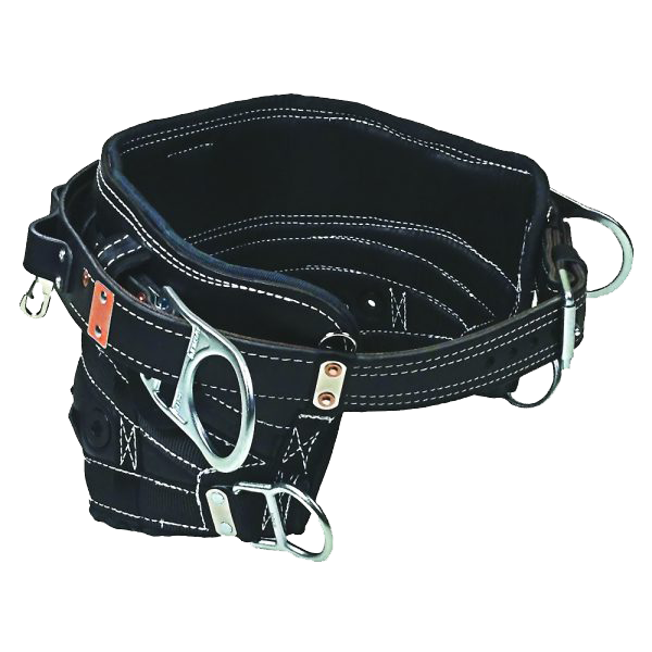 4 D-Ring Lineman's Climbing Belts
