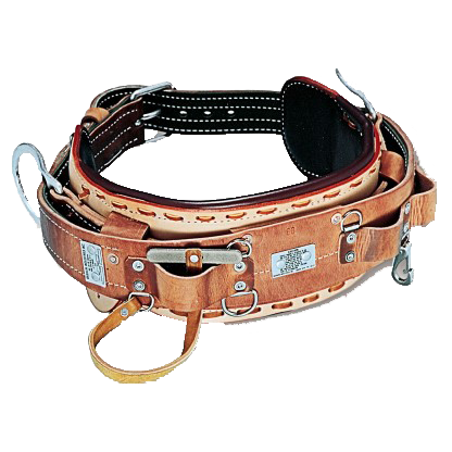 Bashlin Floridian 2D lineman belt 88