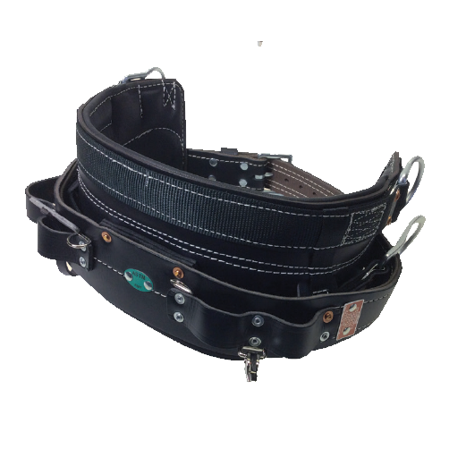 Bashlin Liberty Labrador 4D Lineman Belt