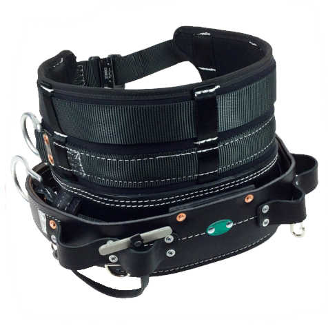 Bashlin Rest-A-Back Lineman 4D Belt q88bmx4dcc