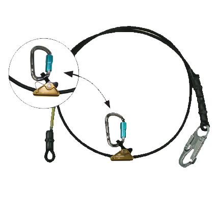 Bashlin Secondary Lanyard Uniline 4019UX-8