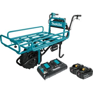 Battery Powered Carts