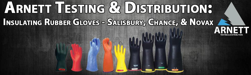 Rubber Gloves- Salisbury, Chance, Novax